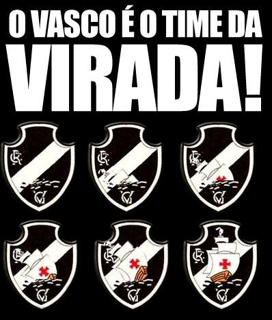 Vasco time da virada