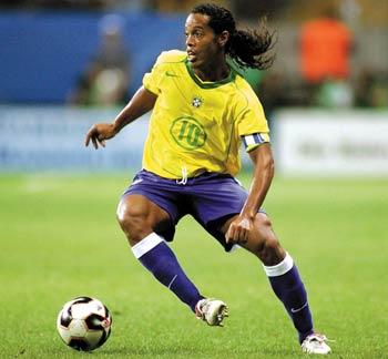 TA PRECISANDO DE AVATAR ???  Ronaldinho